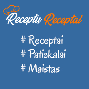 eceptai # Maistas # Patiekalai - Recipes and Food