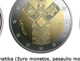 Euro Monetos, Pasaulio Monetos