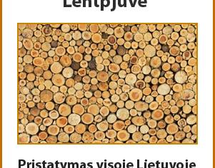 Lentpjūvės Vilniaus rajone | Lentpjuve.biz