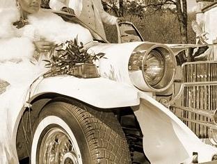 Retro automobilių nuoma