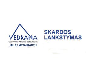 Skardos Lankstymas Vilnius | SkardosLankstymas.org